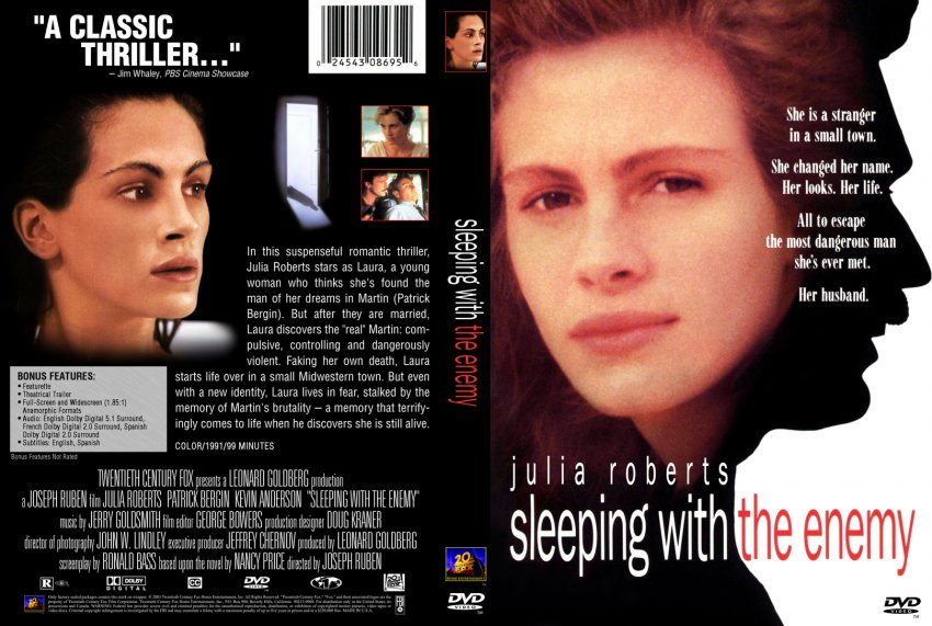 3245. Sleeping with the Enemy (1991) | Alex's 10-Word ...
