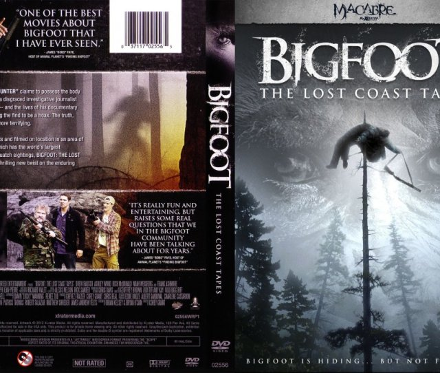 Bigfoot The Lost Coast Tapes Movie Dvd Scanned Covers Bigfoot The Lost Coast Tapes Dvd Covers