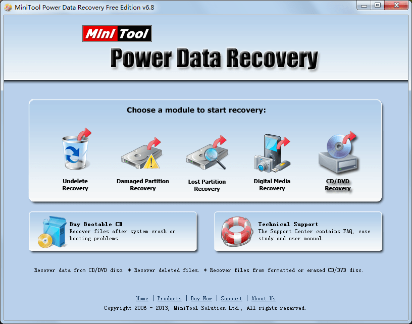 DVD recovery tools