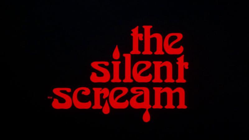 Silent Scream Blu Ray Rebecca Balding