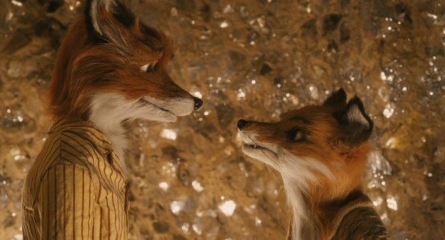 Fantastic Mr Fox Review Back To The Viewer