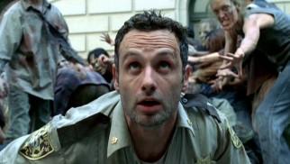 Image result for Walkers episode one Walking dead Atlanta