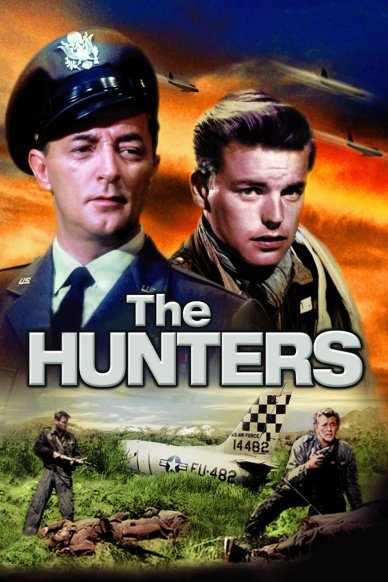 Image result for the hunters 1958