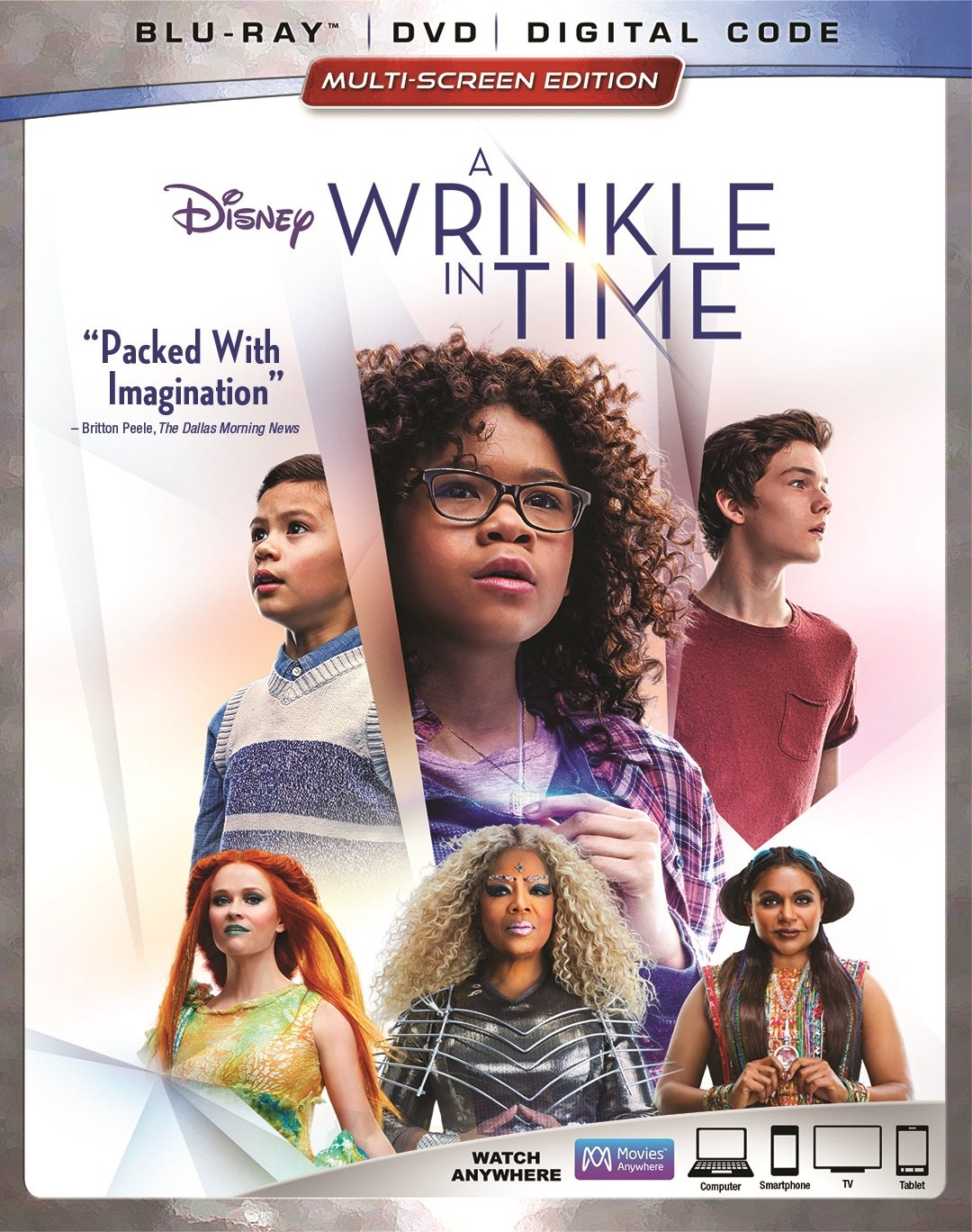 A Wrinkle In Time Dvd Release Date June 5