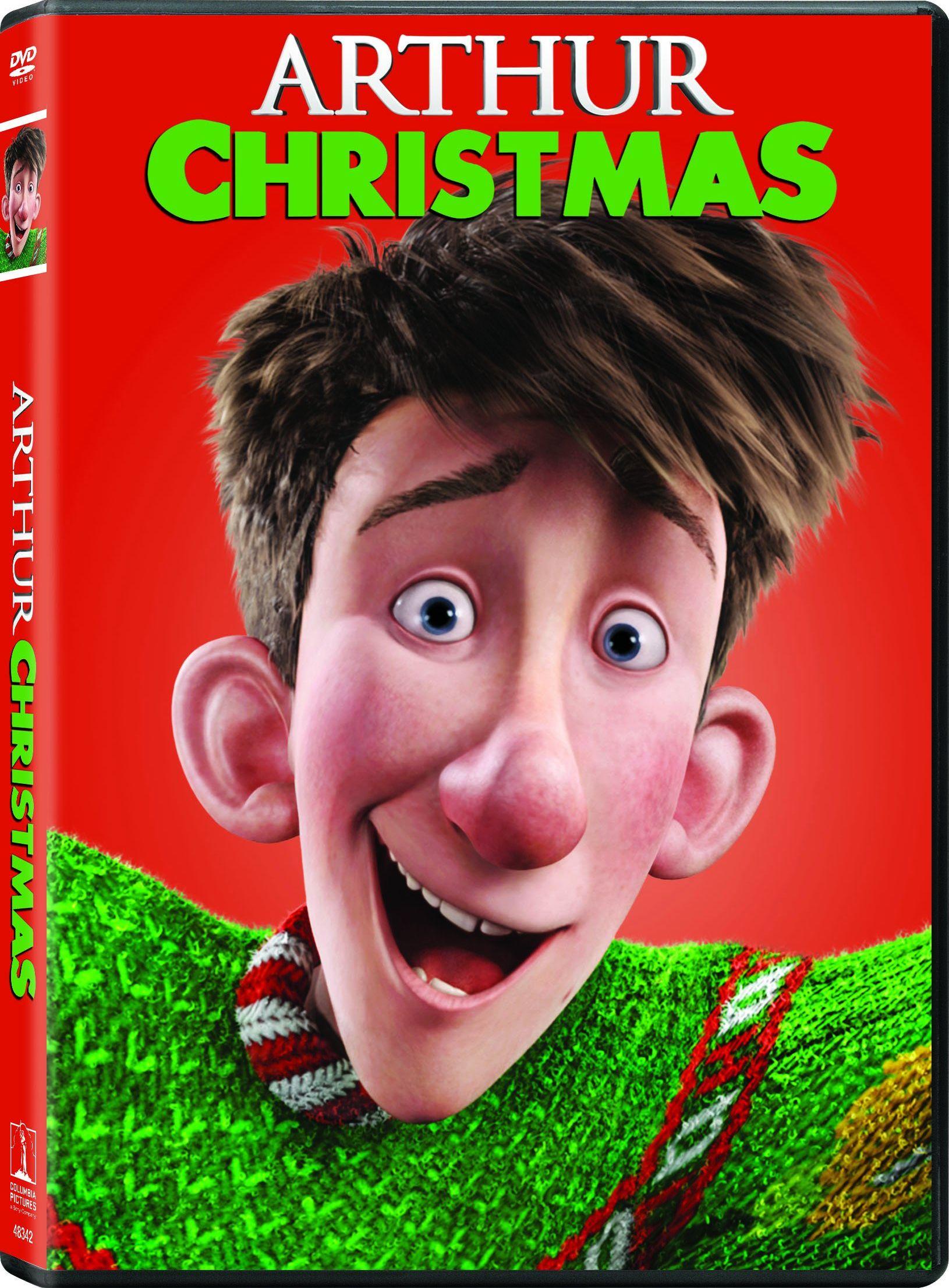 Arthur Christmas Dvd Release Date November 6