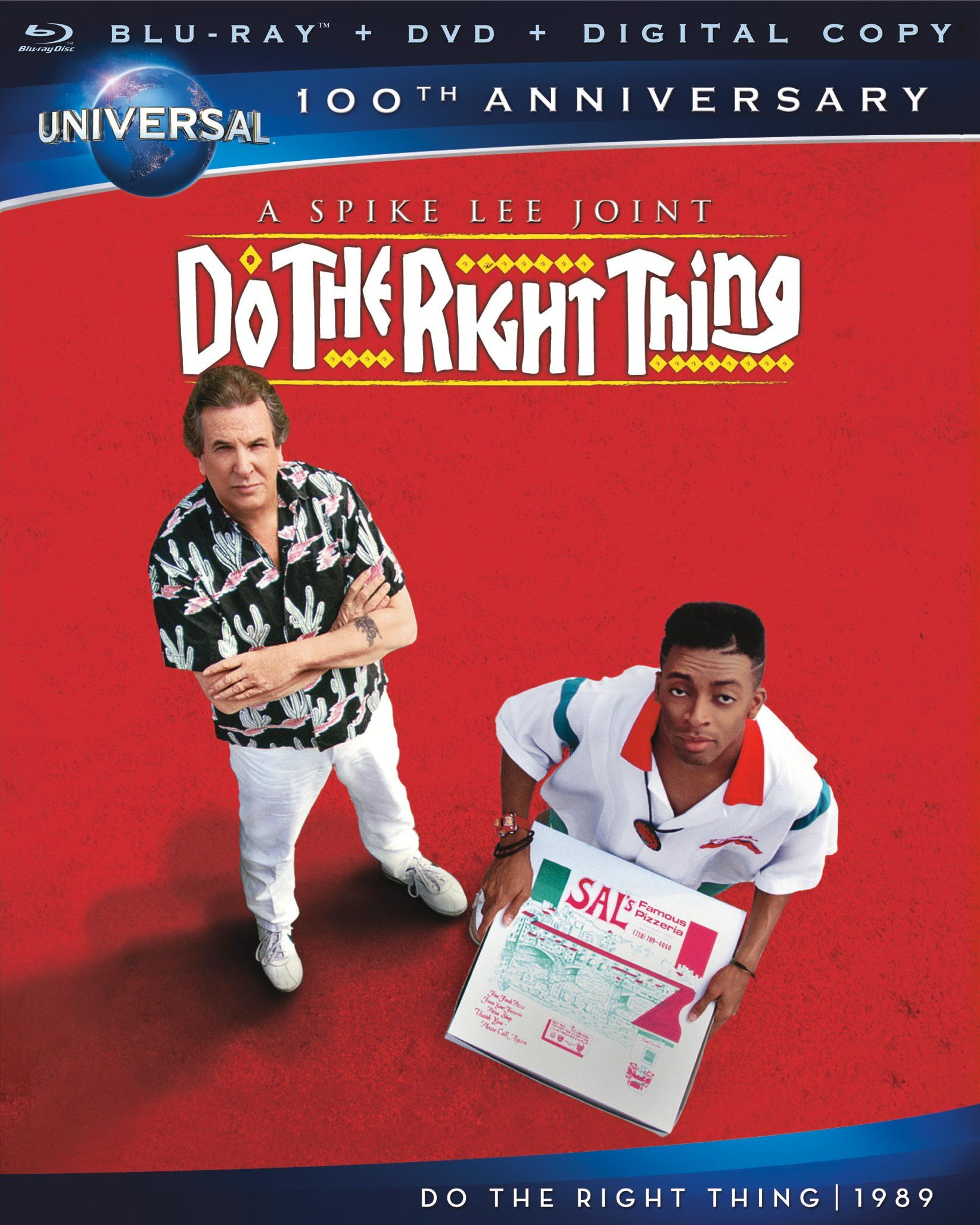 Do The Right Thing Dvd Release Date