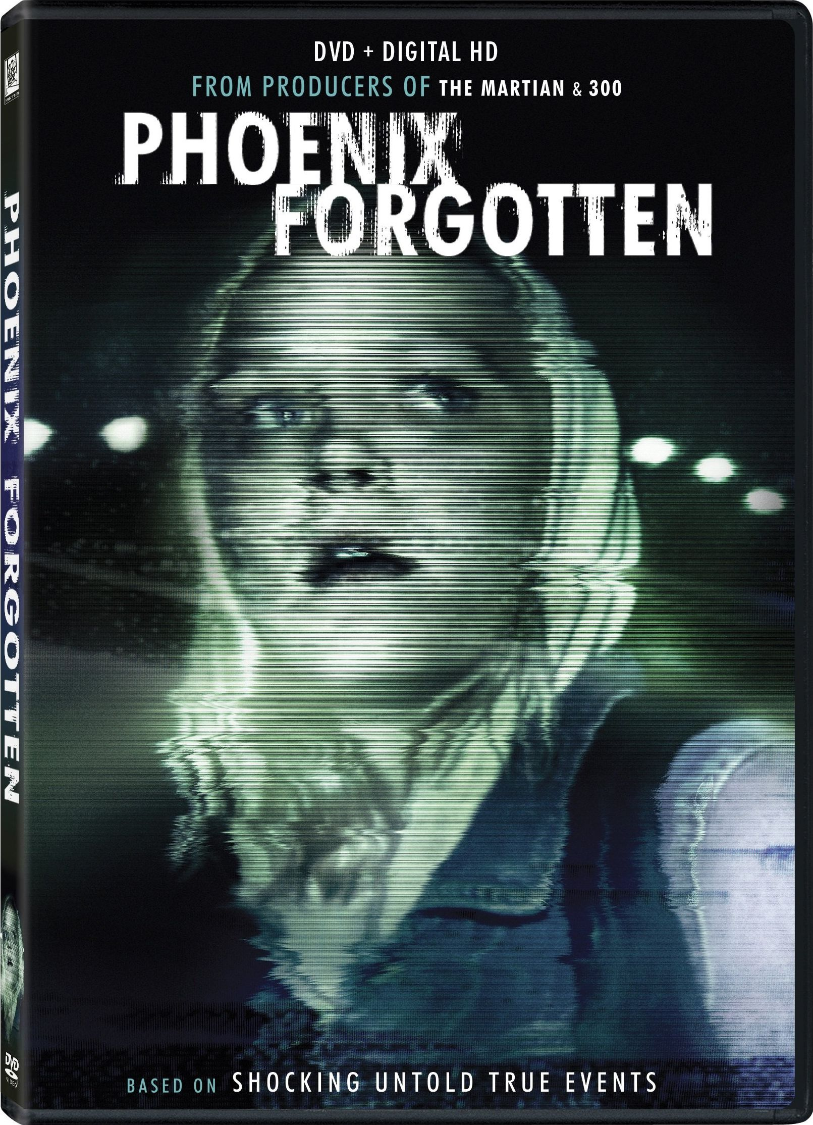 Phoenix Forgotten DVD Release Date August 1 2017