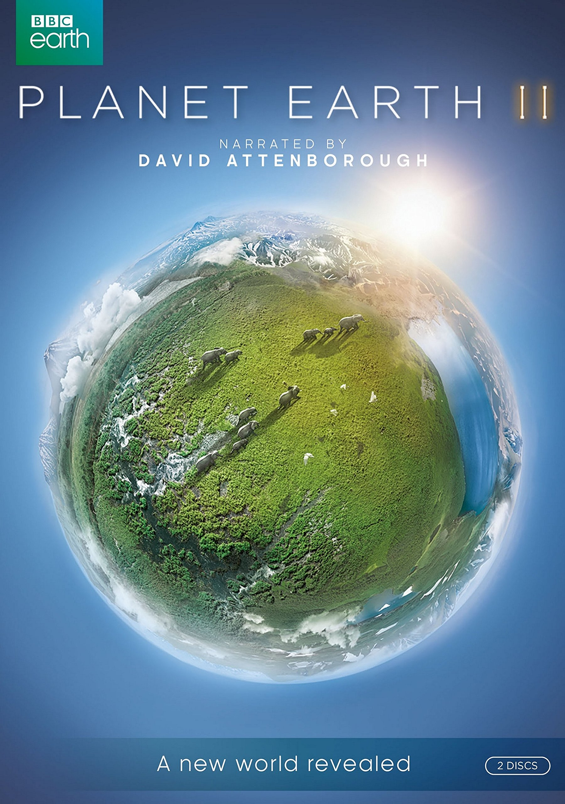 Planet Earth Ii Dvd Release Date