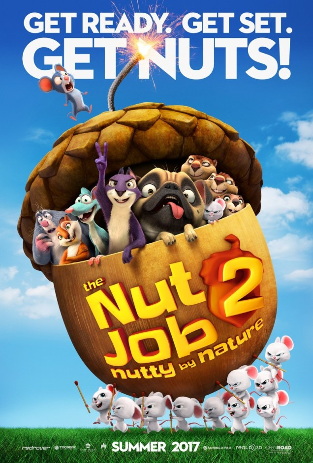 Image result for the nut job 2 movie