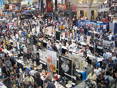 Image of Inside Comic-Con