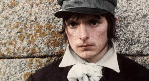 Imagem de Pierre Rivière, do filme homônimo.