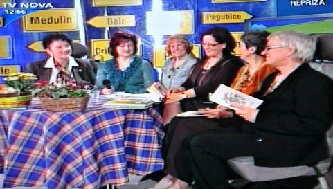 Marije na pulskoj TV Novoj