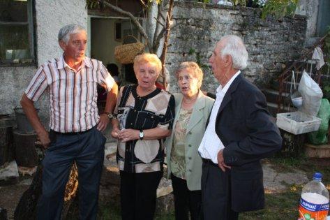 Posvećena novosagrađena kapelica Gospe Snježne u Červari