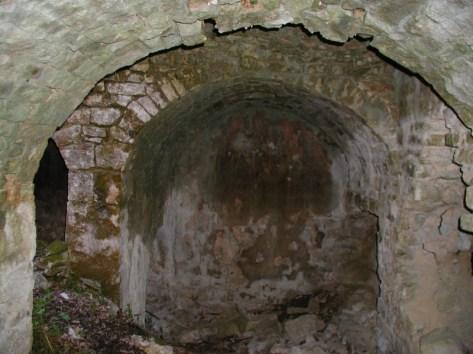 Ruševine Sv. Petronile