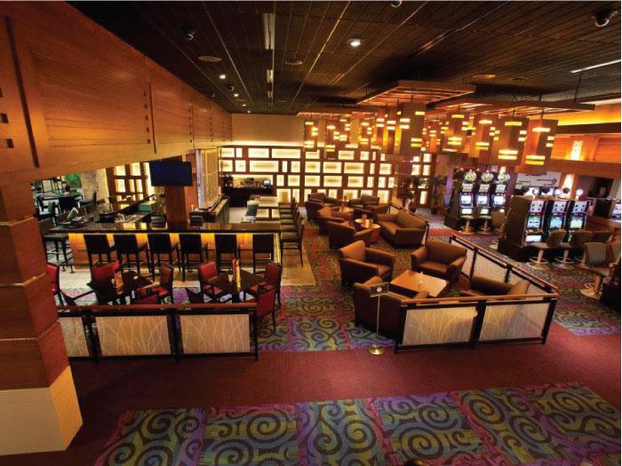Club Regent Casino Projects DVHA Hospitality Furniture