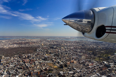 3,000 Feet above the Bronx