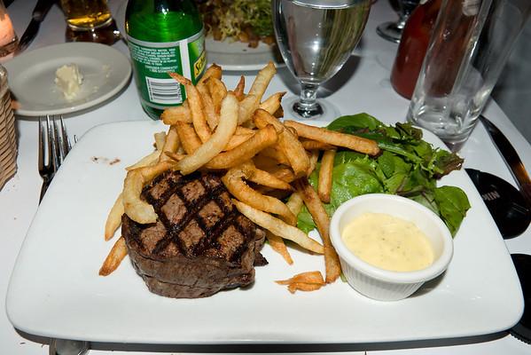 Beef Tenderloin Bearnaise