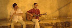 Hudební Meditace - Duo Kotulán&Korbelář (Bansuri, Kytara) @ Studio MůjPohyb