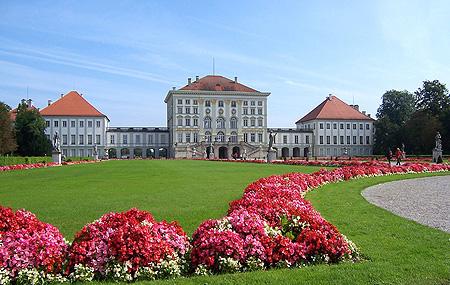 Nifemberg - Dvorci Bavarske