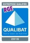 Qualibat 2016 pour la rénovation de vos fenêtres en bois et du double vitrage à Nantes par DV Renov