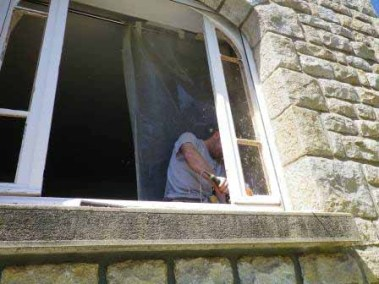 rénovation fenêtre en bois double vitrage Nantes DV  Renov 11