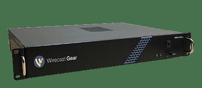 Wirecast Gear Rackmount