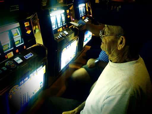 ギャンブル依存症患者が多い