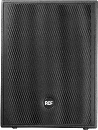 6X RCF 4PRO 8001-AS Active Subwoofer