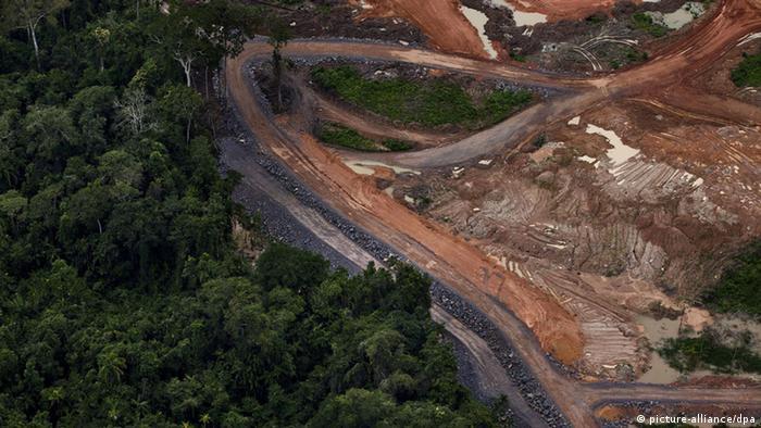 Belo Monte Staudamm Wasserkraft Protest