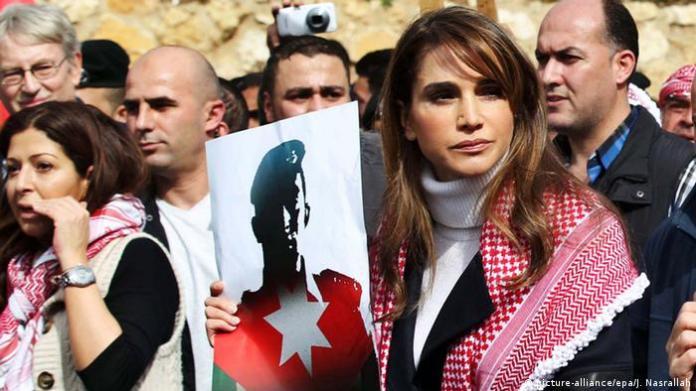 Ratu Rania 9 Wanita Muslim Terkaya di Dunia