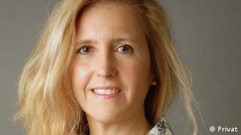 Dra. Mariana Llanos, politóloga del Instituto GIGA de Hamburgo.