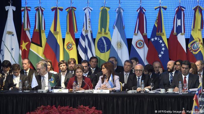 Symbolbild Mercosur