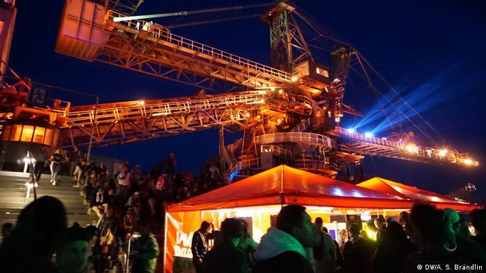 Image result for melt festival coal mine