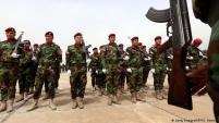 Irak Kurdische Soldaten