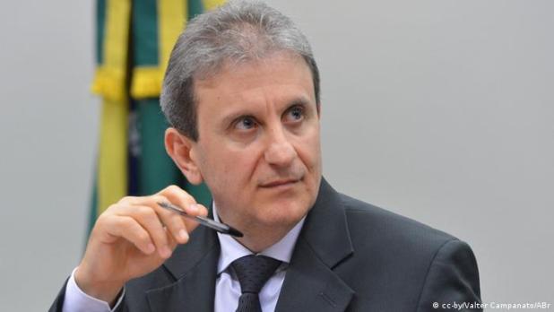 Brasilien Geldwechsler Alberto Youssef