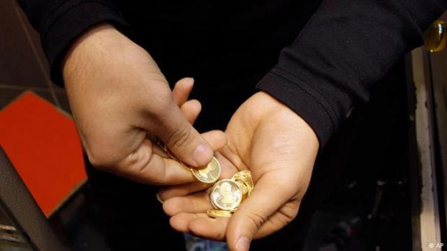 Iran Gold (AP)