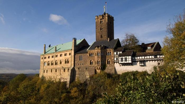 Germany's most popular tourist attractions