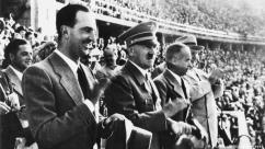 Afbeeldingsresultaat voor 1936 Berlin Olympics hitler