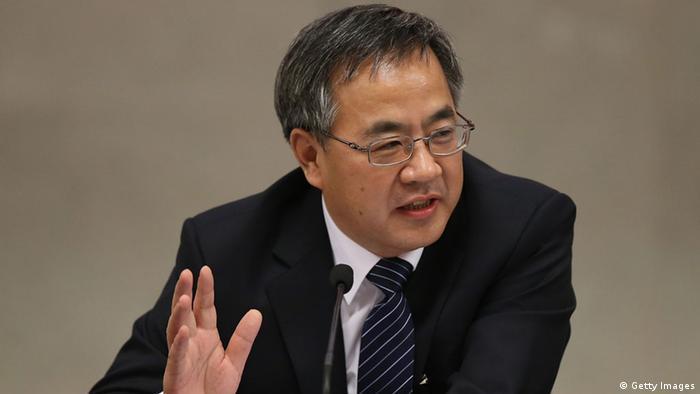 Innere Mongolei Parteichef Kommunistische Partei Hu Chunhua (Getty Images)