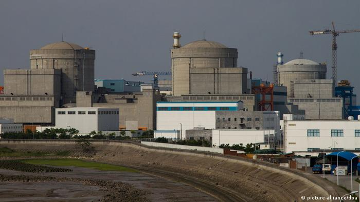 China Qinshan Atomkraftwerk Jiaxing (picture-alliance/dpa)