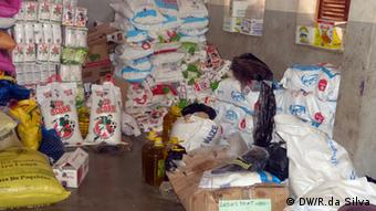 Bildergalerie Nach Überschwemmungen in Mosambik (DW/R.da Silva)