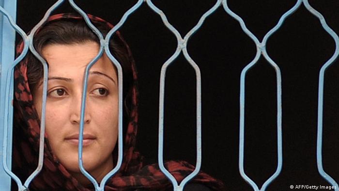 Frauen Afghanistan Gefängnis