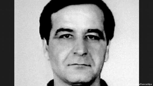 Schwarz-weiß Portrait von Mehmet Kubaşik. (Foto: dpa)