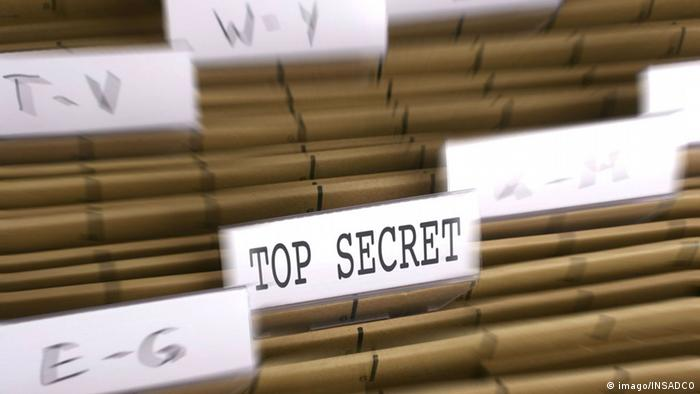 Top Secret vertraulich (imago/INSADCO)