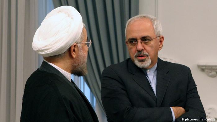 Mohammad Javad Zarif (picture-alliance/dpa)
