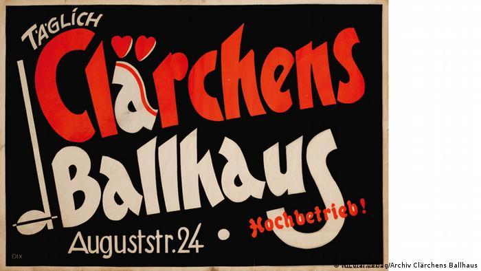 Original poster, mid-1930s