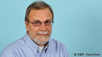 Deutsche Welle Bulgarische Redaktion Yassen Boyadzhiev (DW/P. Henriksen)
