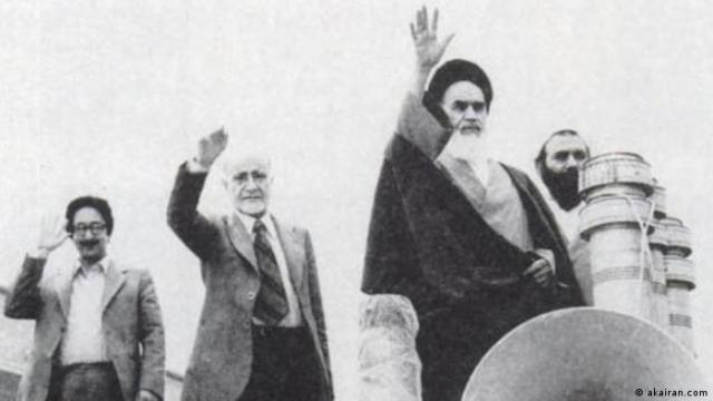 Bildergalerie Revolution 57 im Iran (akairan.com)