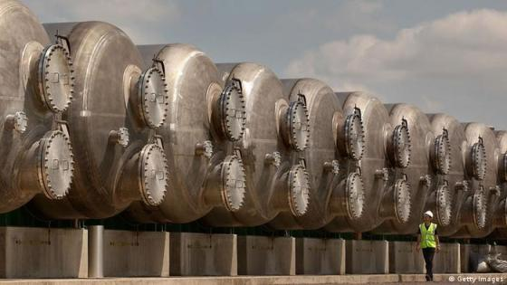 Desalination plant in England (Getty Images)