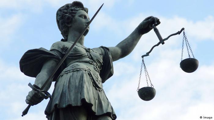 Symbolbild Justitia Justizia (Imago)